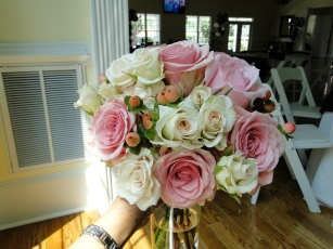 Wedding Flowers By On- Pink-10