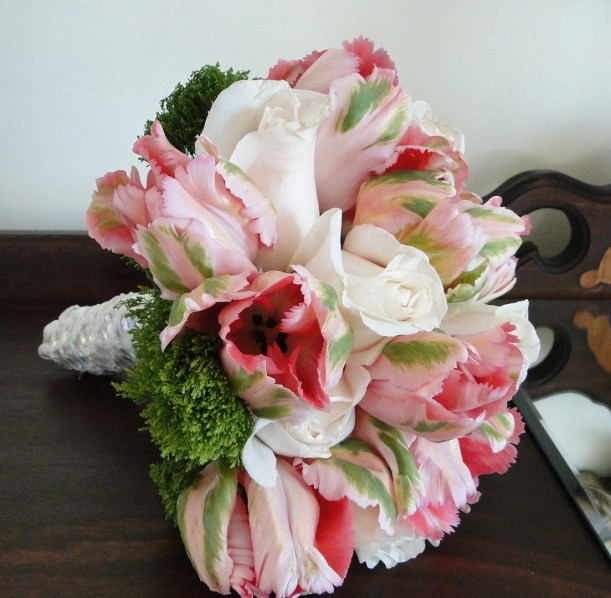 Wedding Flowers By On- Pink-29