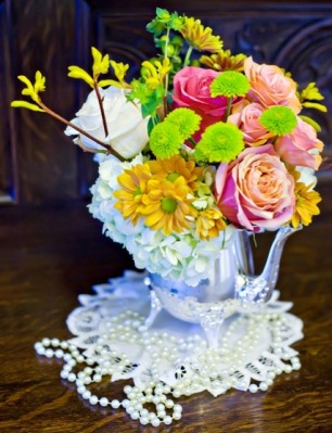 Wedding Flowers By On- Pink-7