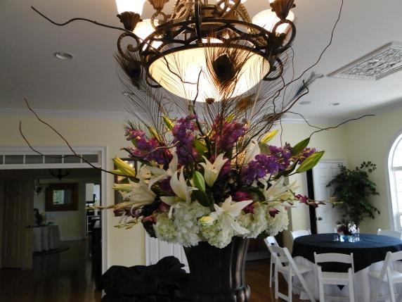 Wedding Flowers By On- Purple-1
