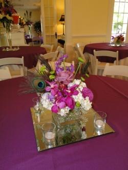 Wedding Flowers By On- Purple-11