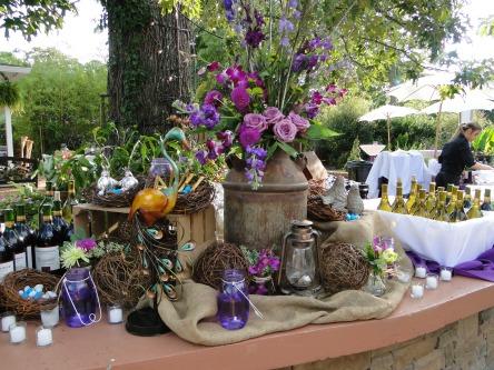 Wedding Flowers By On- Purple-12