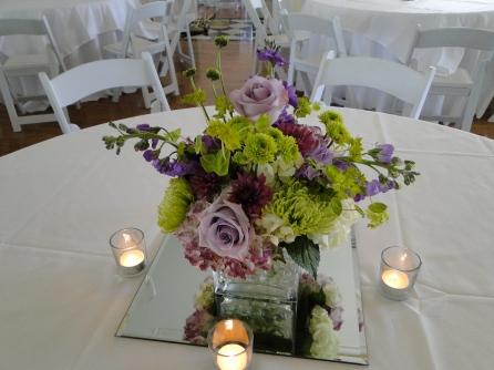 Wedding Flowers By On- Purple-14