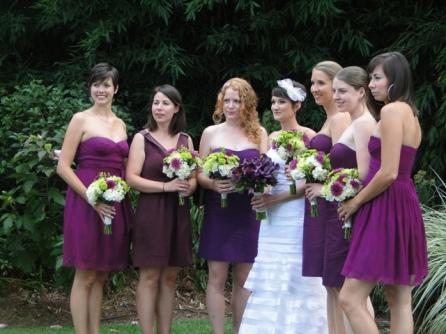 Wedding Flowers By On- Purple-15