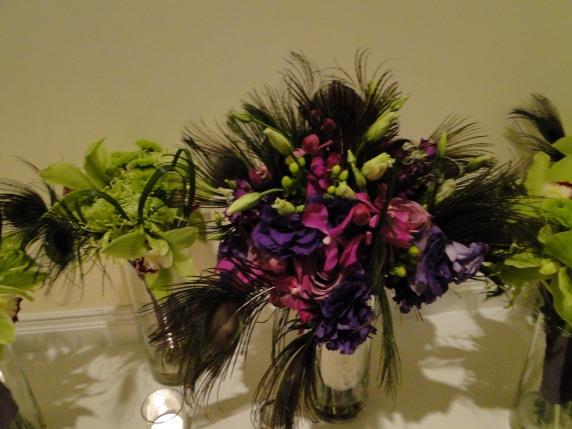 Wedding Flowers By On- Purple-20