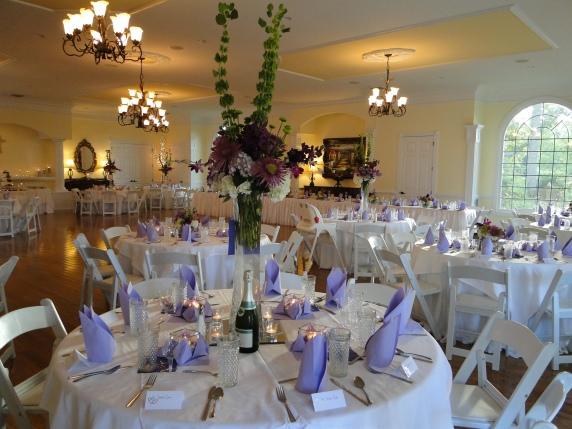 Wedding Flowers By On- Purple-23