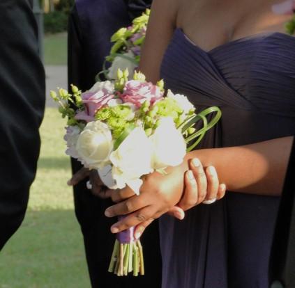 Wedding Flowers By On- Purple-27