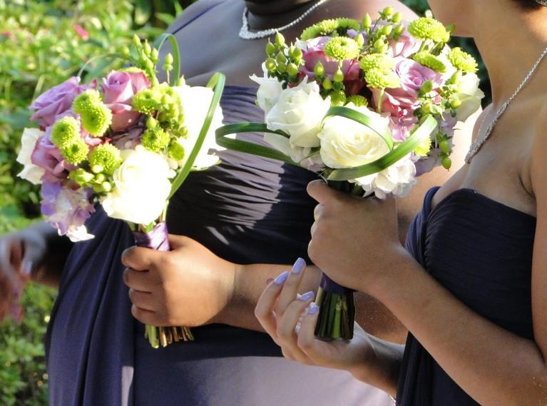 Wedding Flowers By On- Purple-28