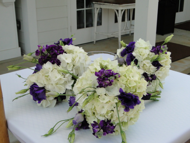 Wedding Flowers By On- Purple-3