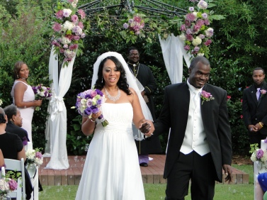 Wedding Flowers By On- Purple-30
