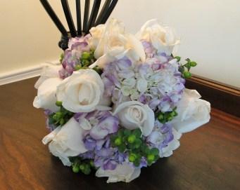 Wedding Flowers By On- Purple-31