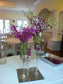 Wedding Flowers By On- Purple-33