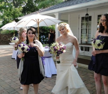Wedding Flowers By On- Purple-4