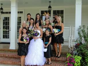 Wedding Flowers By On- Purple-7