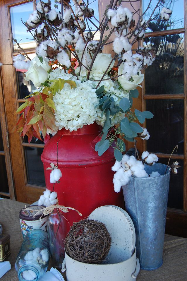 Wedding Flowers By On-Rustic-16