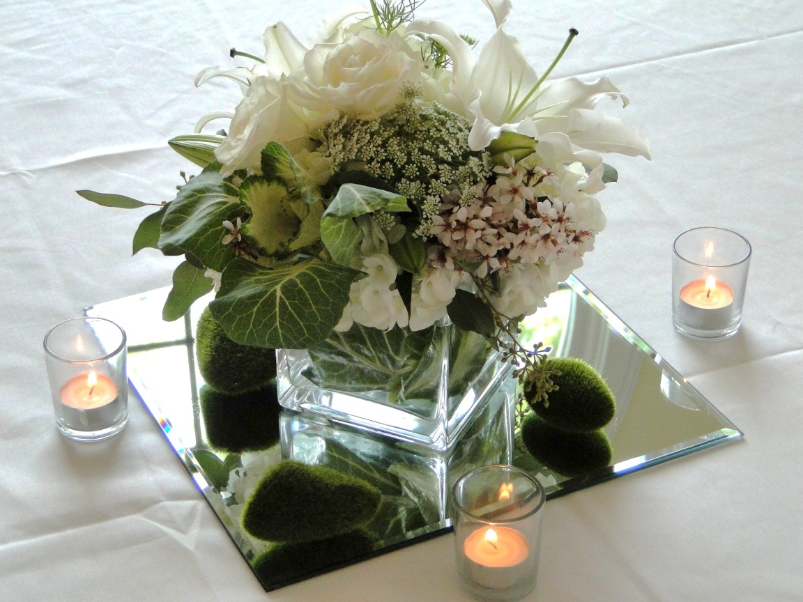 Wedding Flowers By On- White-12