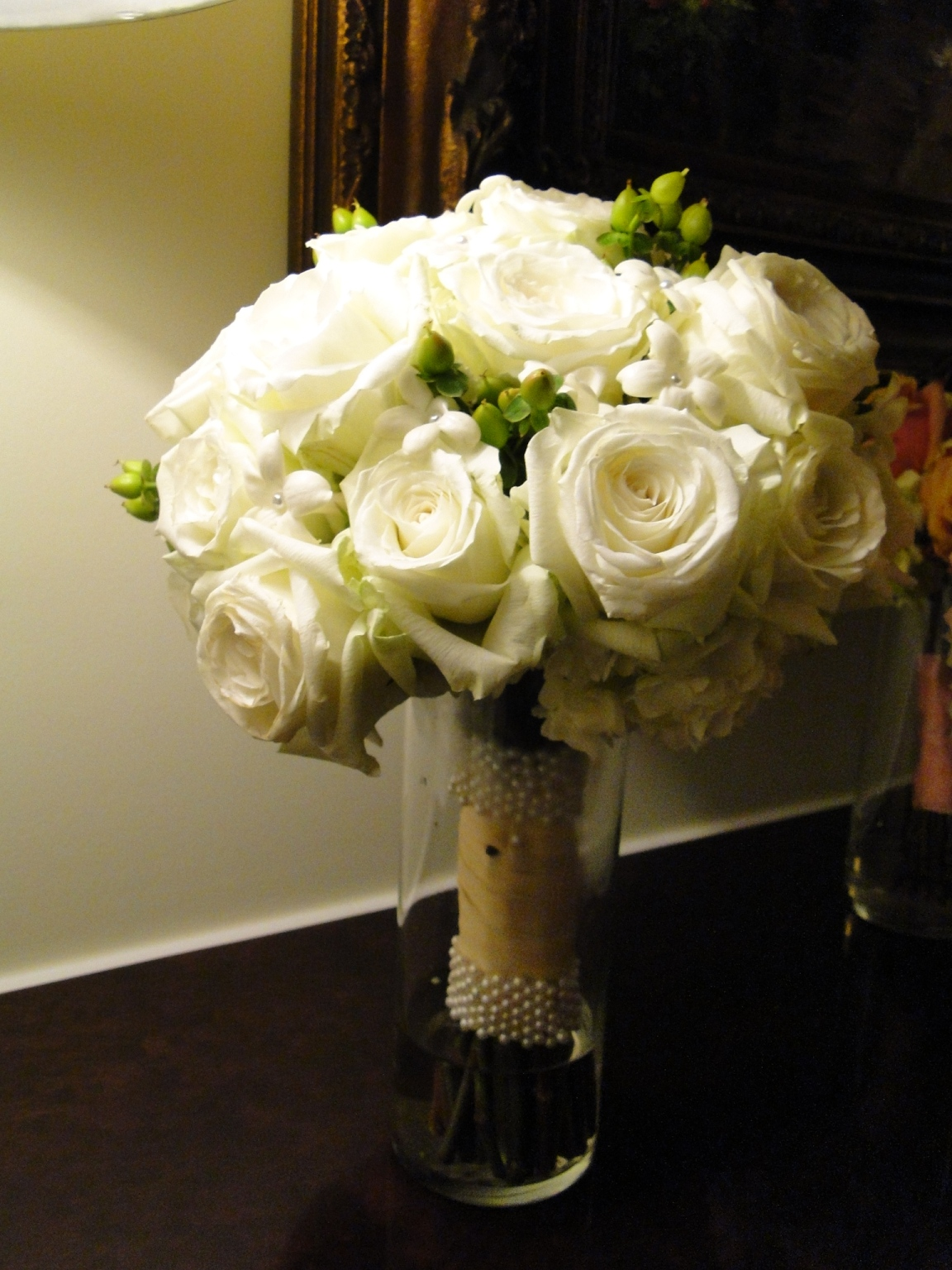 Wedding Flowers By On- White-13