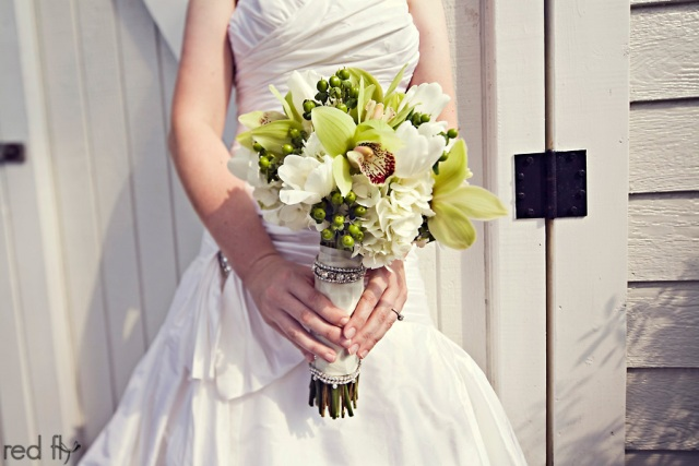Wedding Flowers By On- White-15