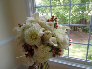 Wedding Flowers By On- White-18