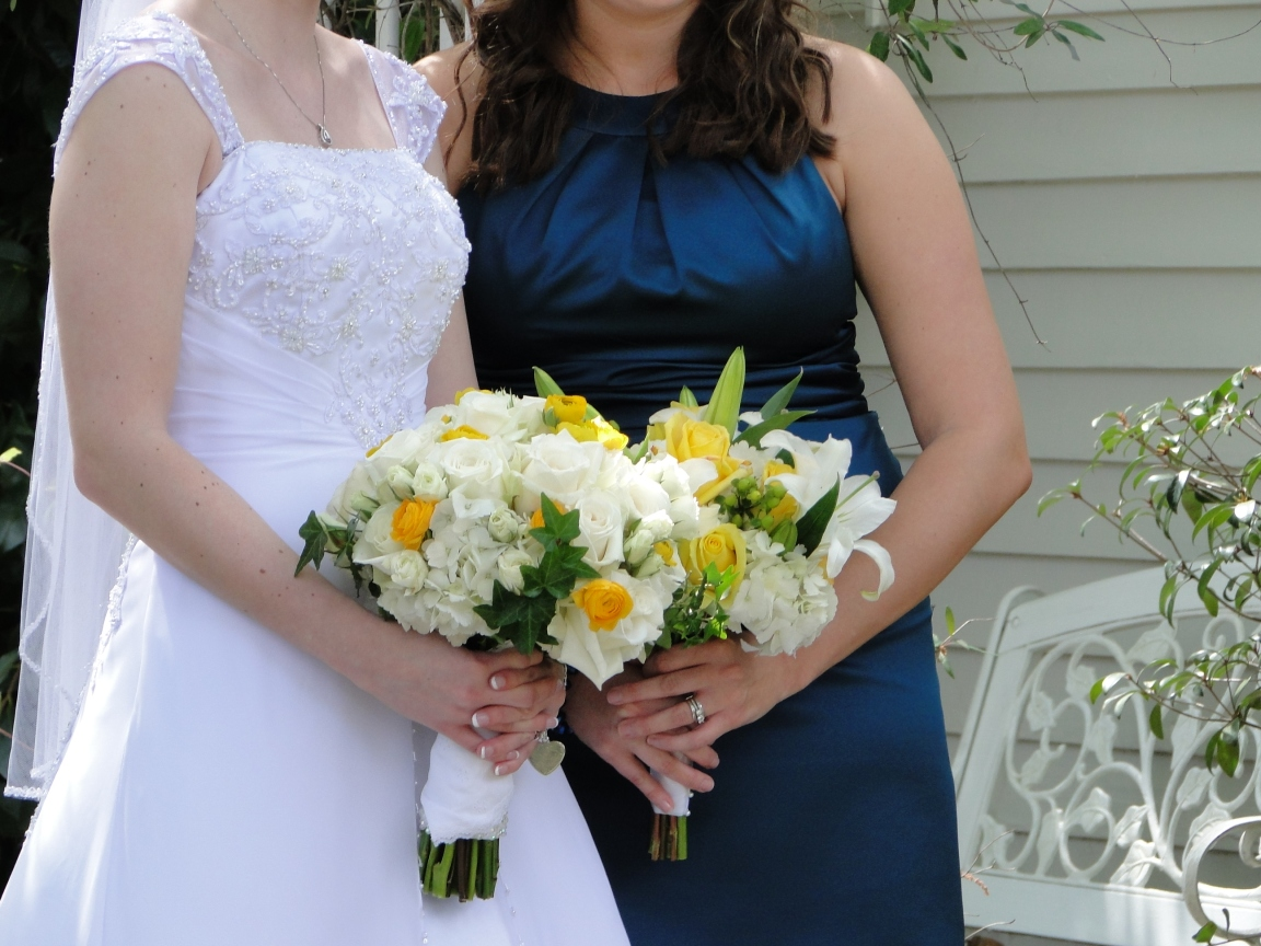 Wedding Flowers By On- White-2