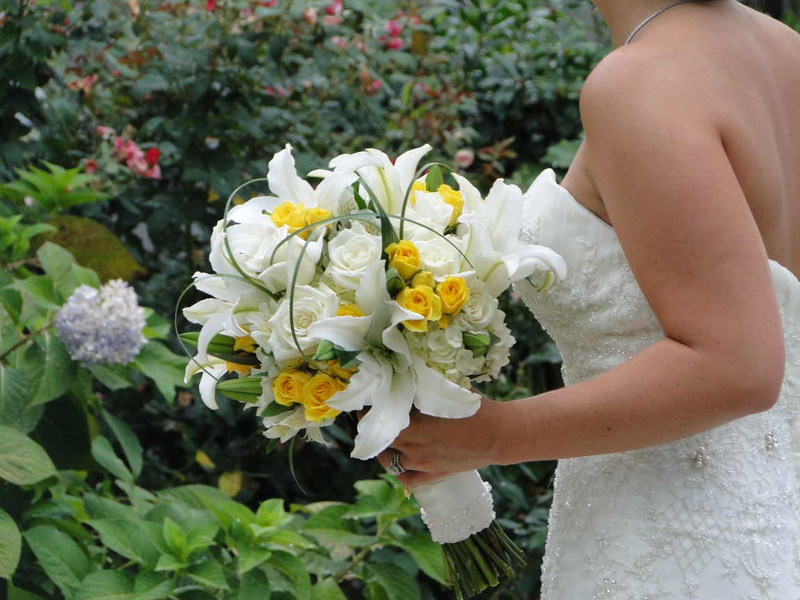 Wedding Flowers By On- White-23