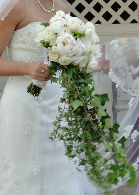 Wedding Flowers By On- White-28