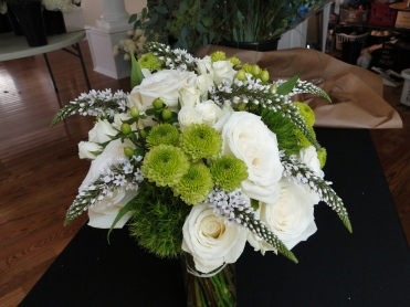 Wedding Flowers By On- White-3