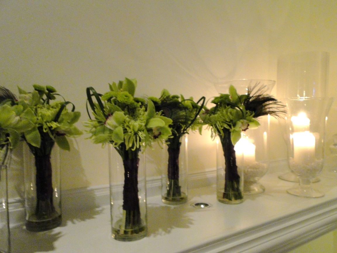 Wedding Flowers By On- White-4