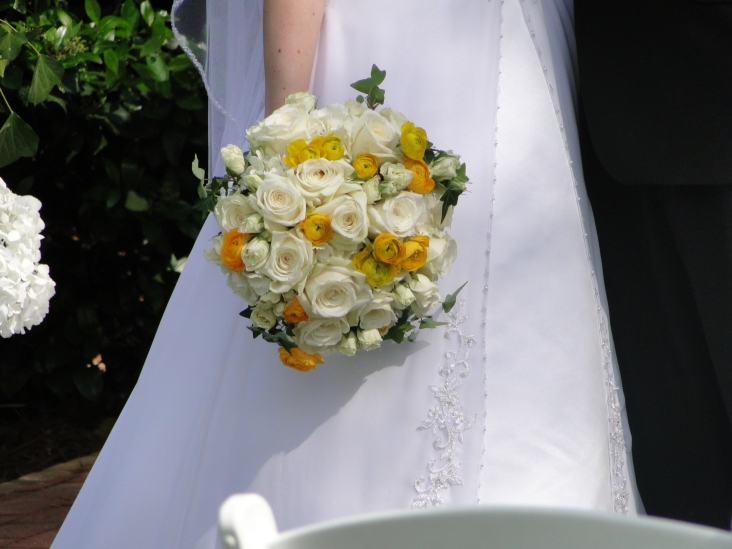 Wedding Flowers By On- Yellow-13