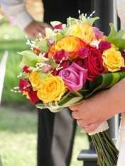 Wedding Flowers By On- Yellow-25