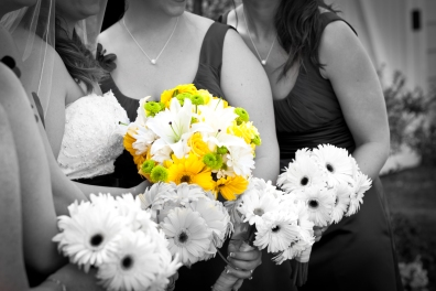 Wedding Flowers By On- Yellow-33