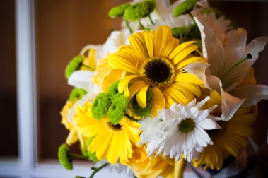 Wedding Flowers By On- Yellow-35